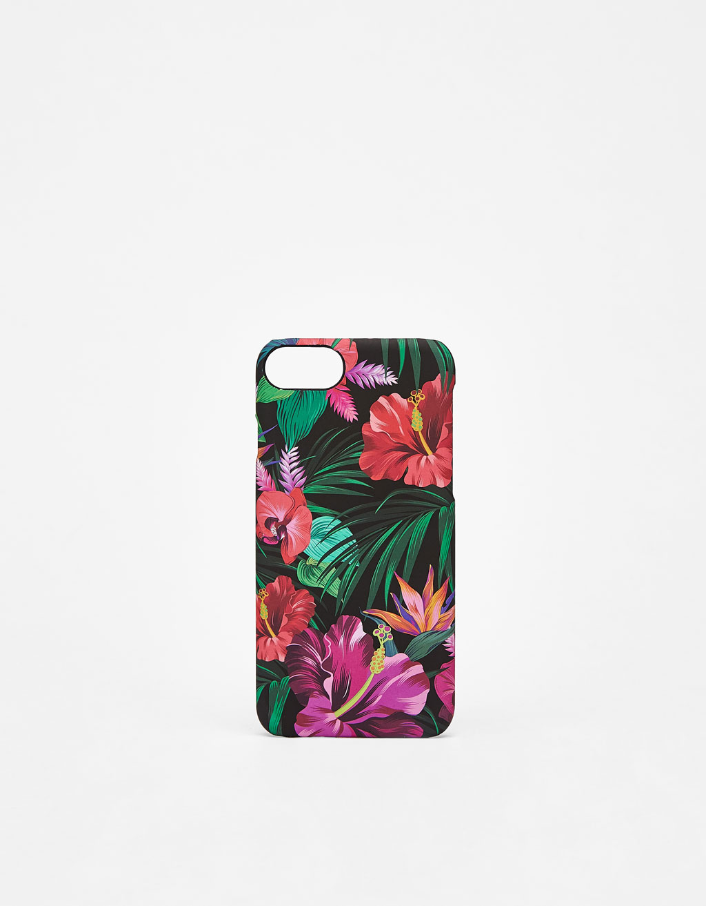 Tropical flower iPhone 6/6s/7/8 case
