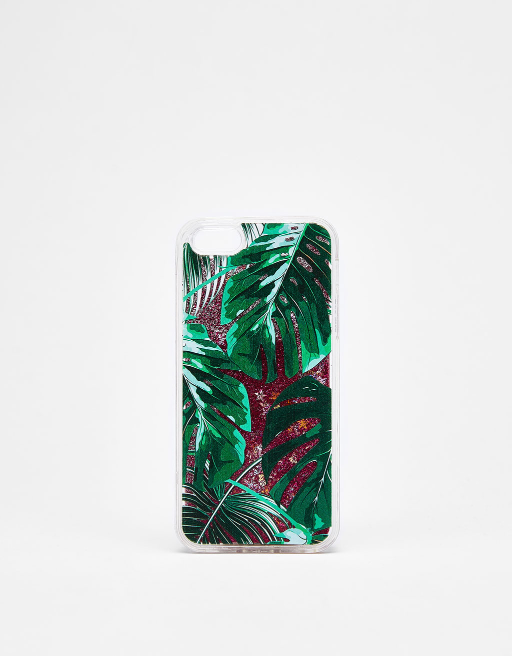 Tropical hoesje iPhone 5/5s