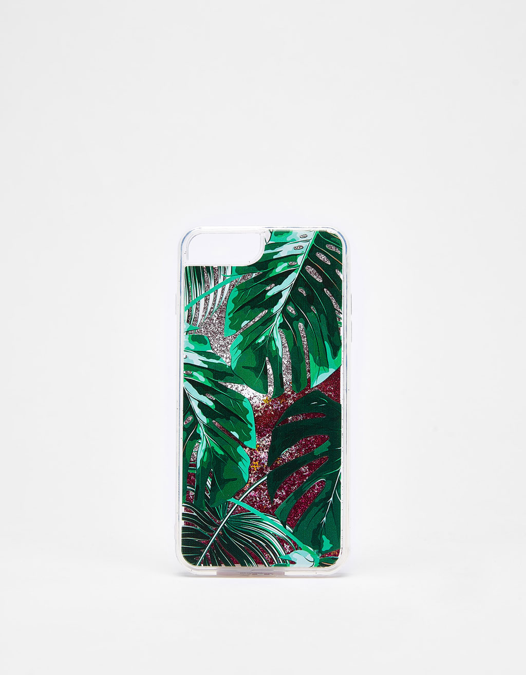 Tropical hoesje iPhone 6//7/8 plus