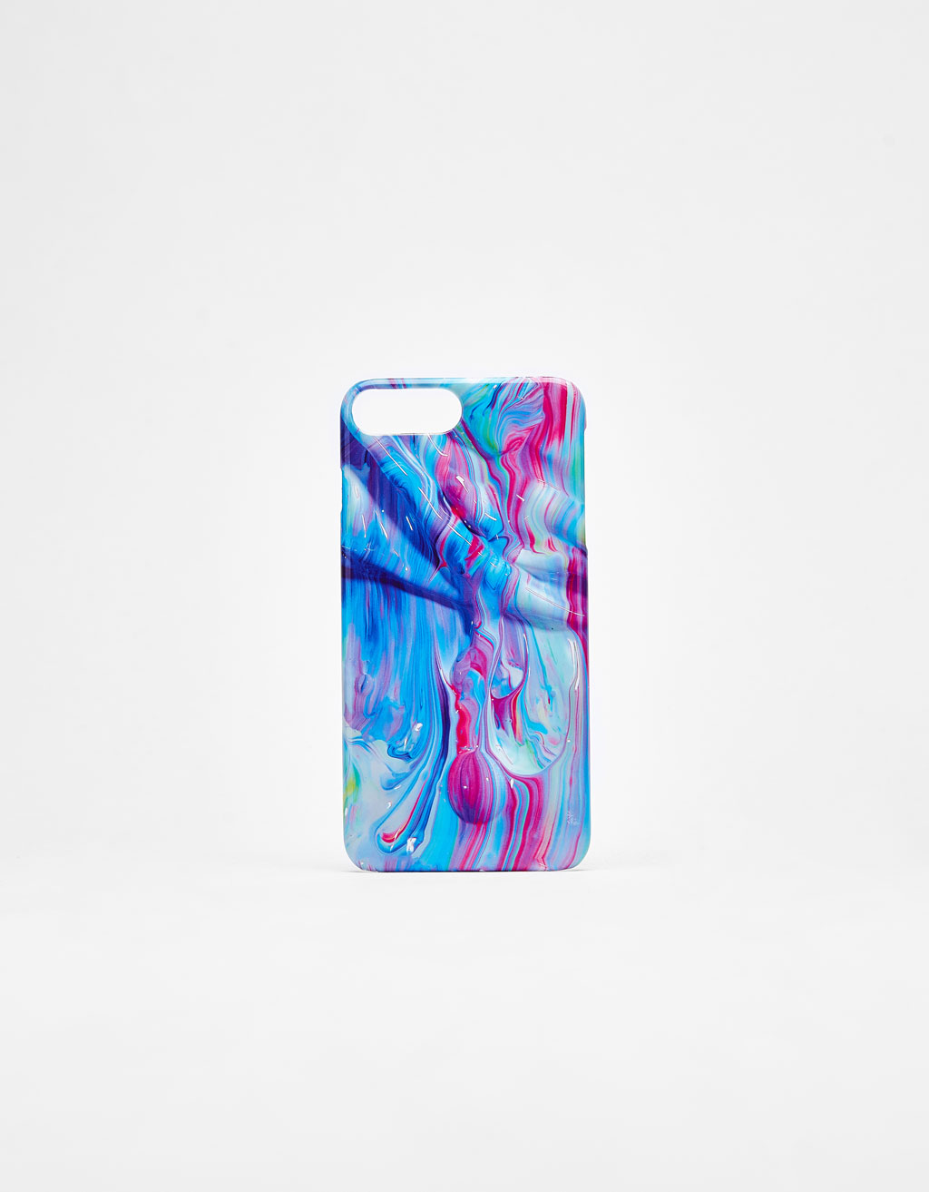 Coque aquarelle iPhone 6plus/7Plus/8Plus