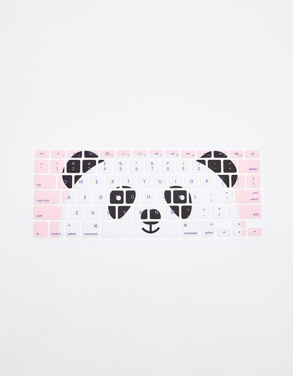 Panda keyboard protector (international keyboard)
