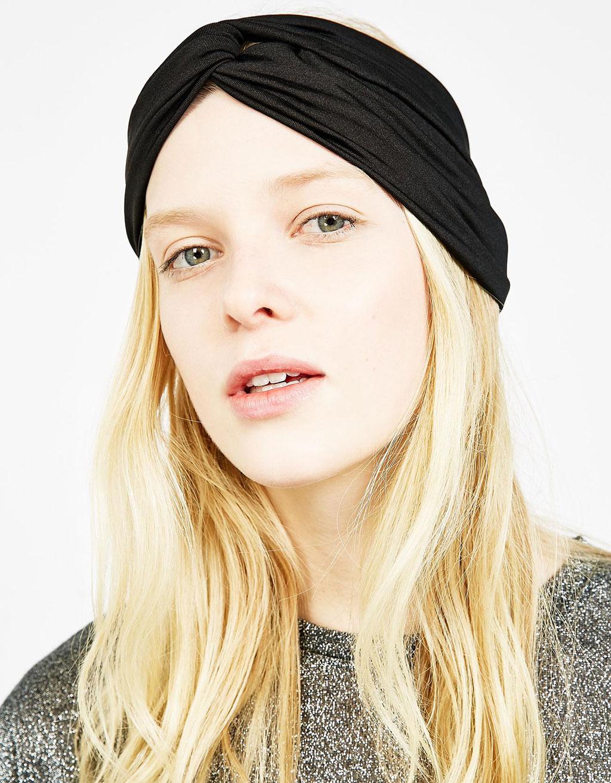 Shimmery headband