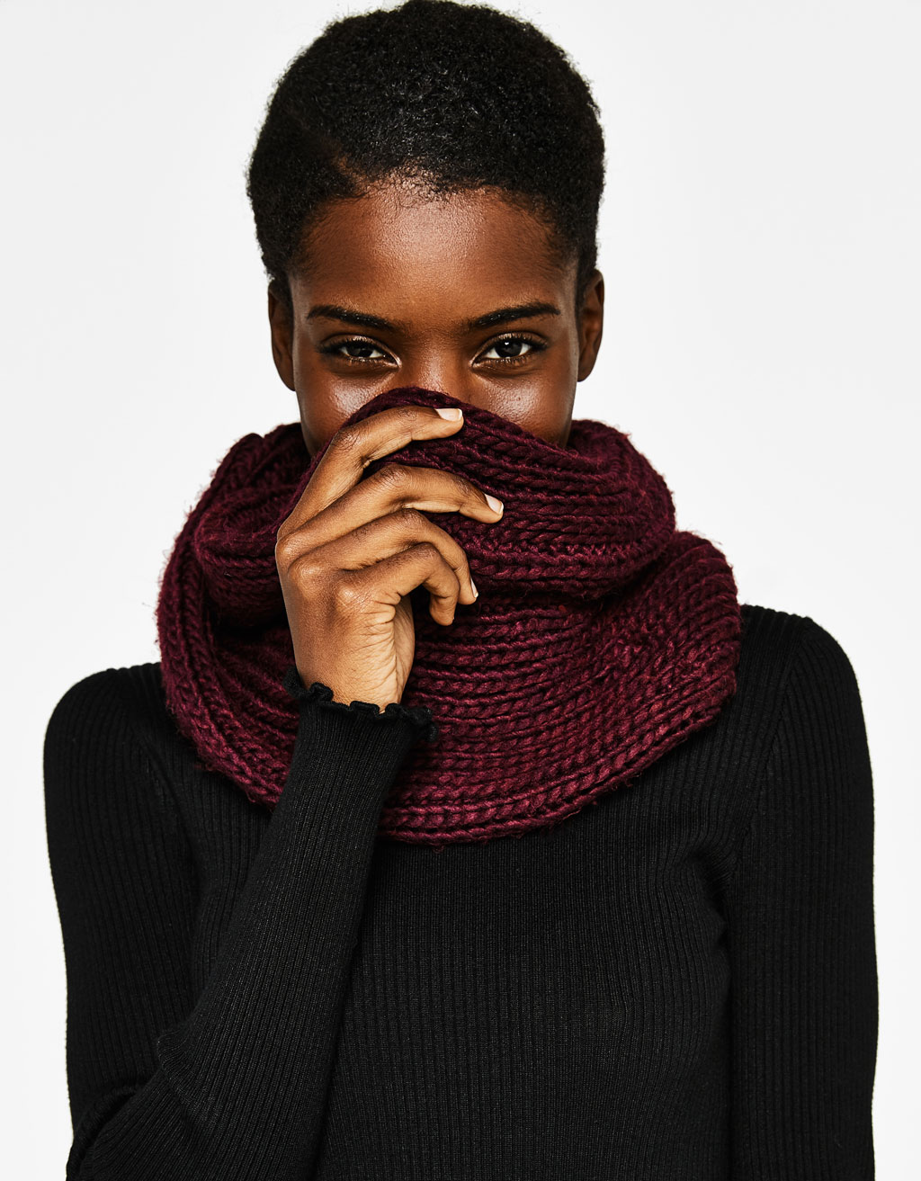 Geribde snood