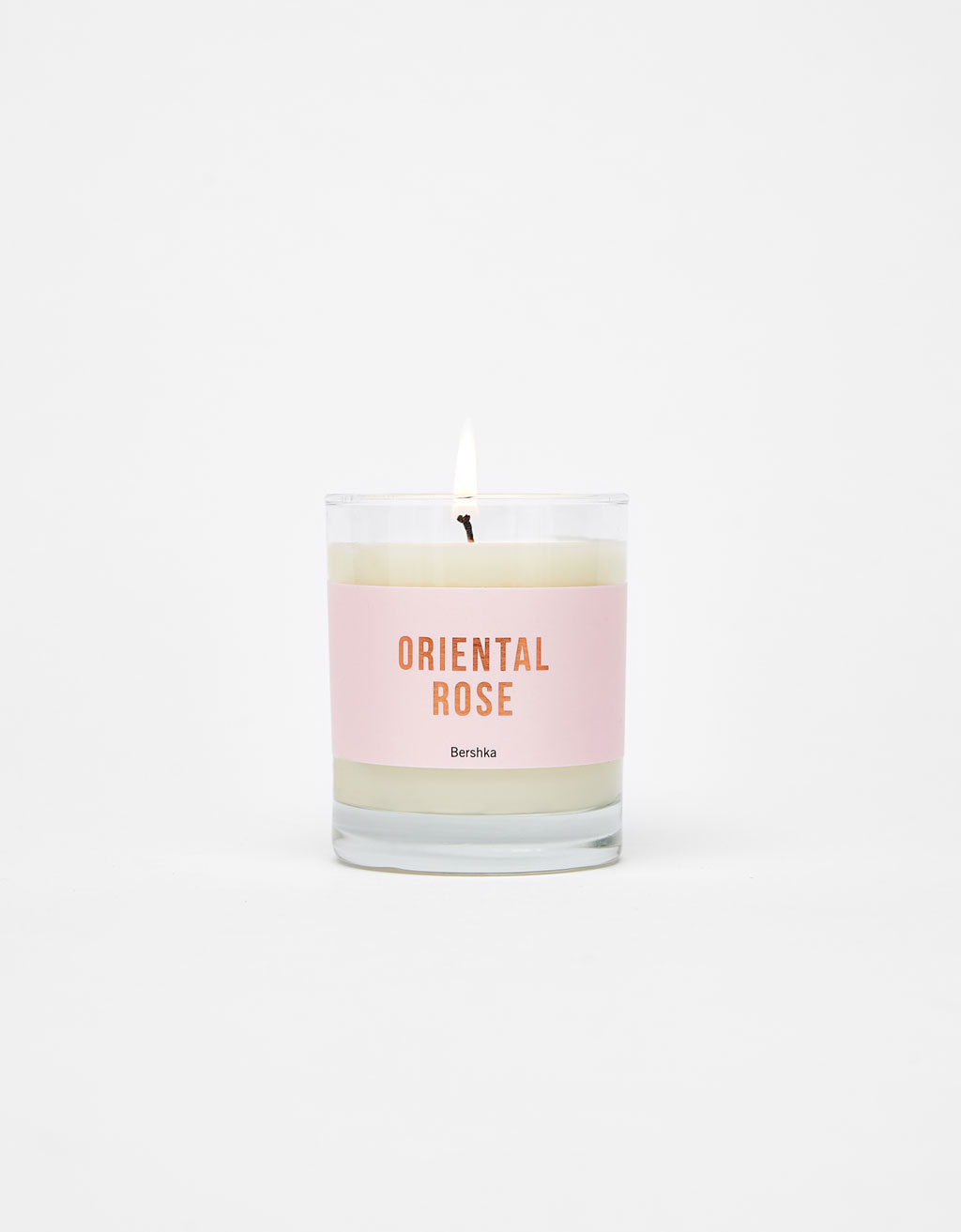 Oriental Rose scented candle