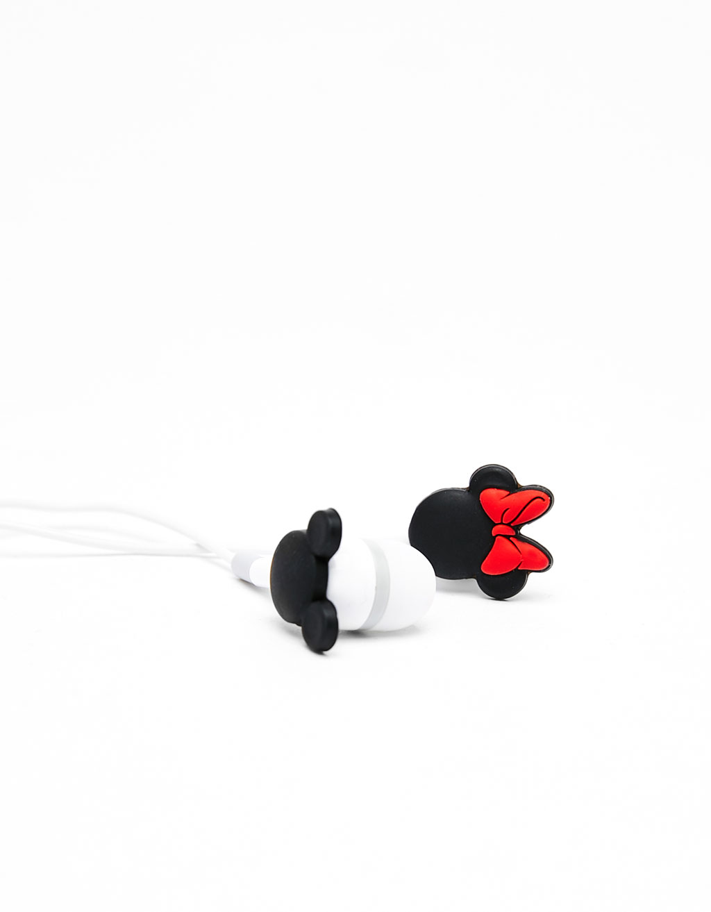 Mickey/Minnie headphones