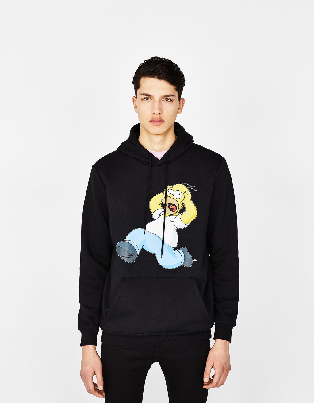 Sweatshirt Simpsons