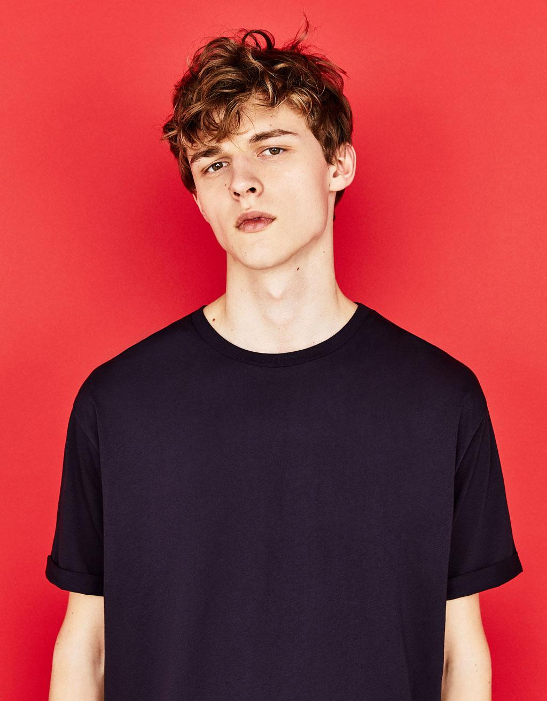 T-shirt longer