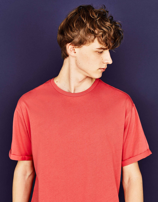 Longer T-shirt