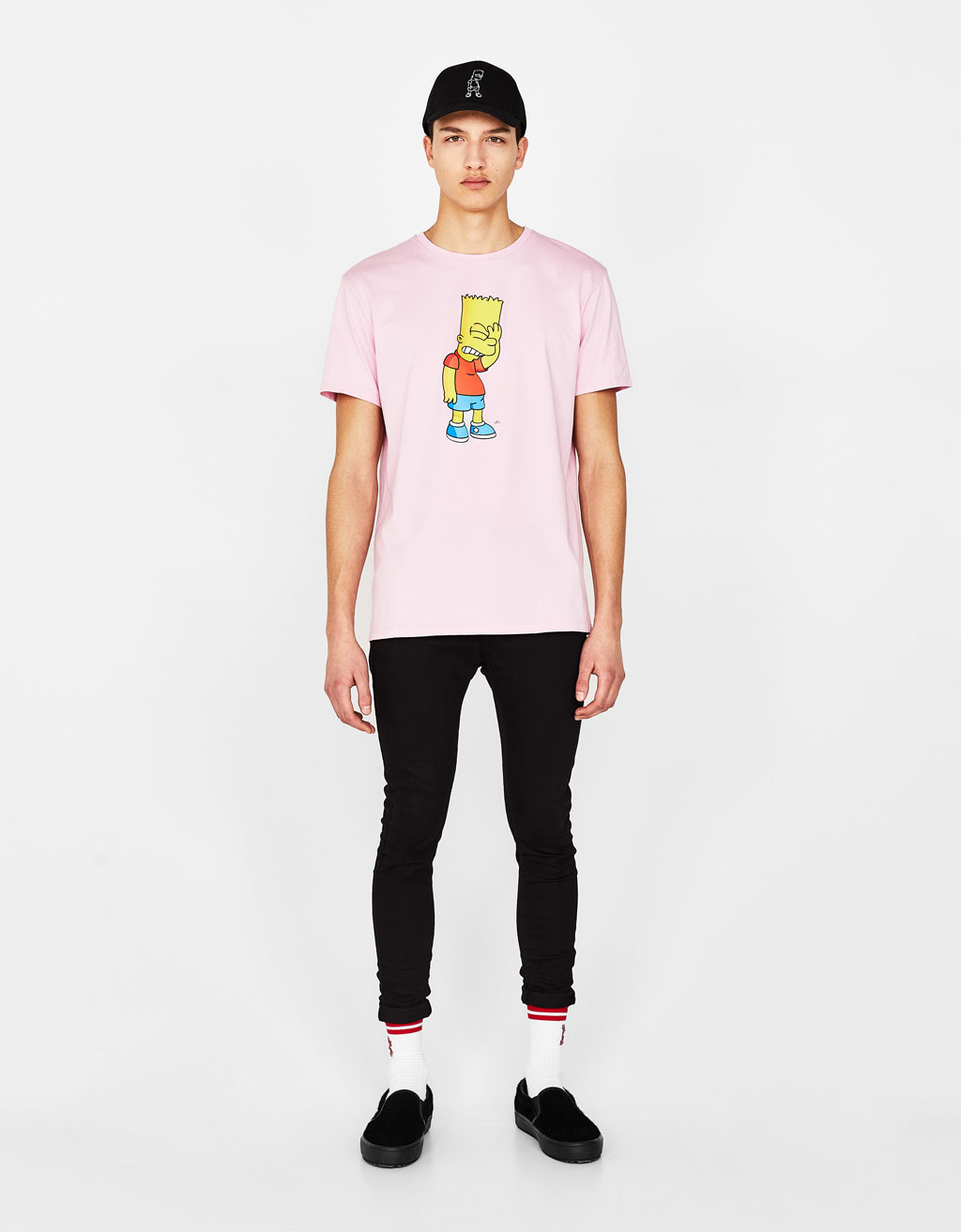 T-shirt Simpsons