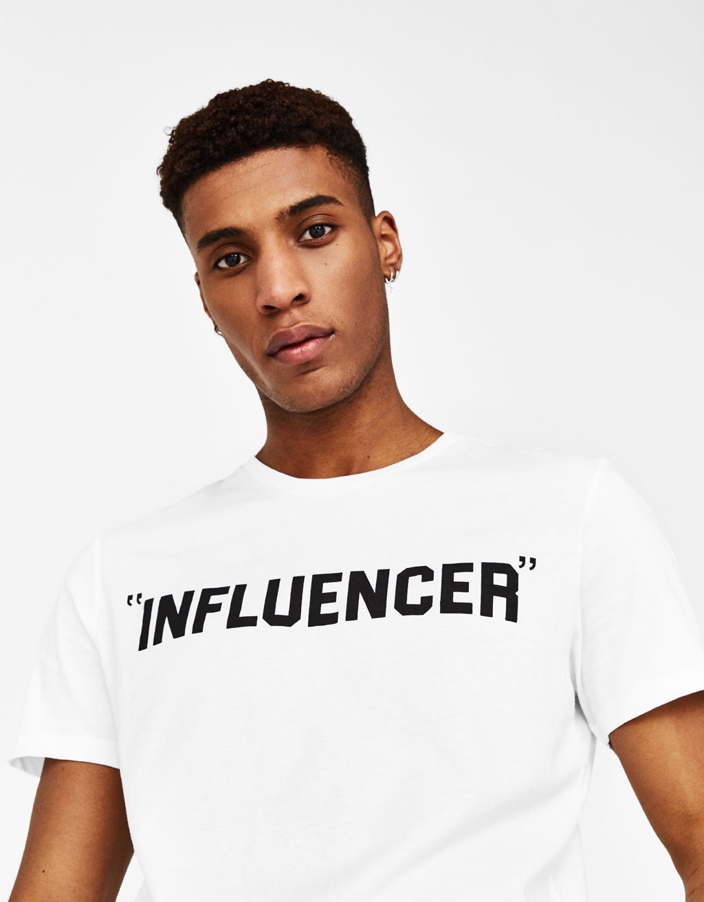 'INFLUENCER' T-shirt