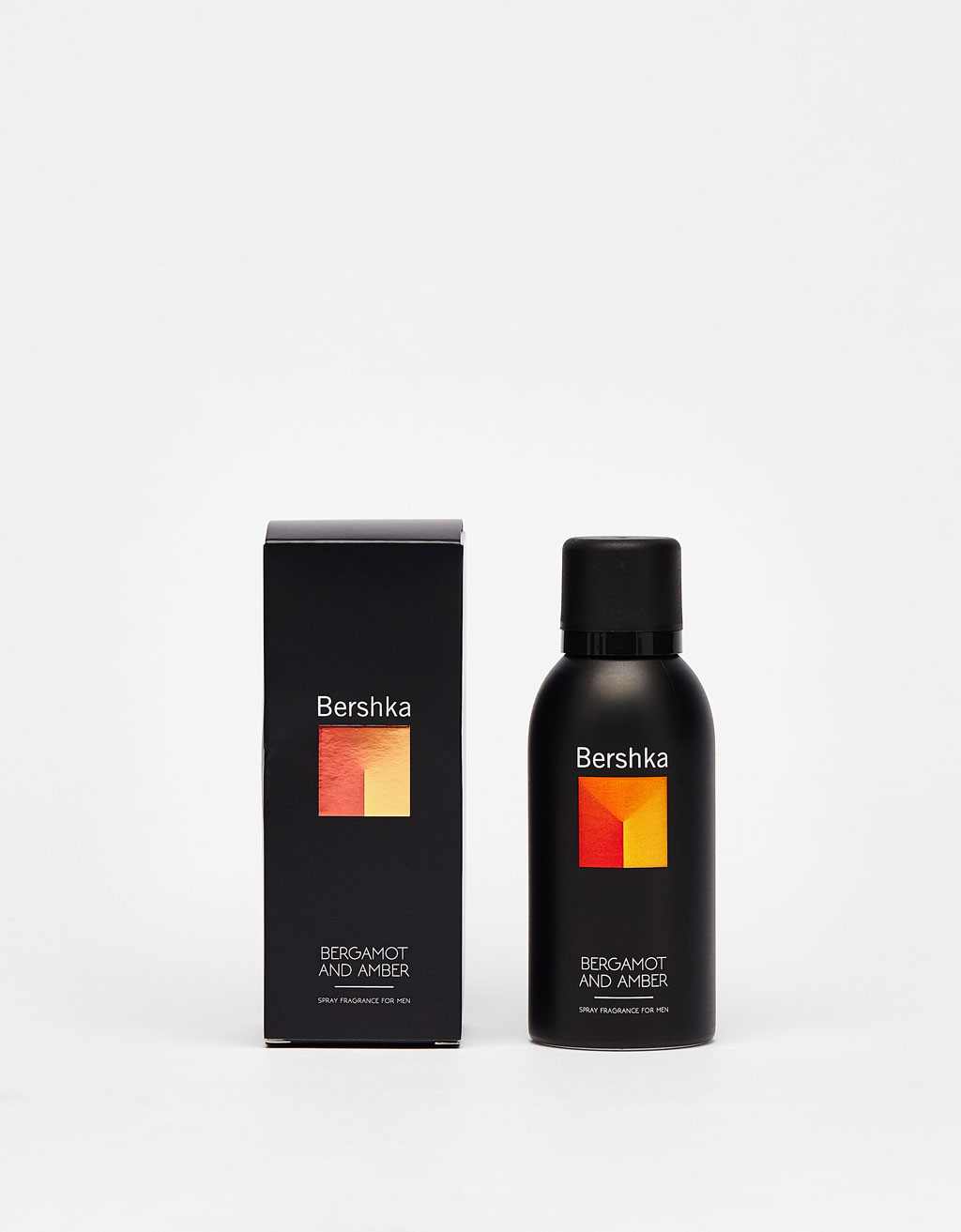 Bergamot and Amber Eau de toilette