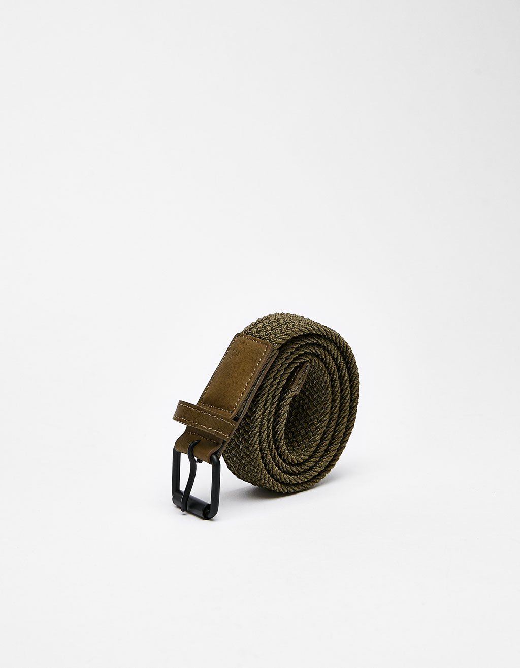 Belt with seam