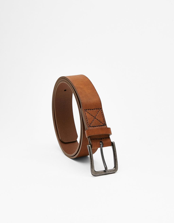Wide belt