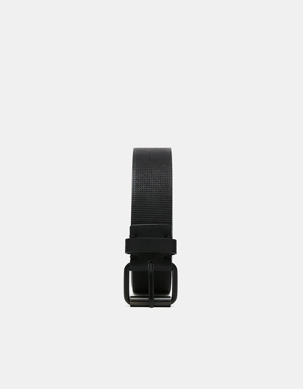 Micro-perforated belt