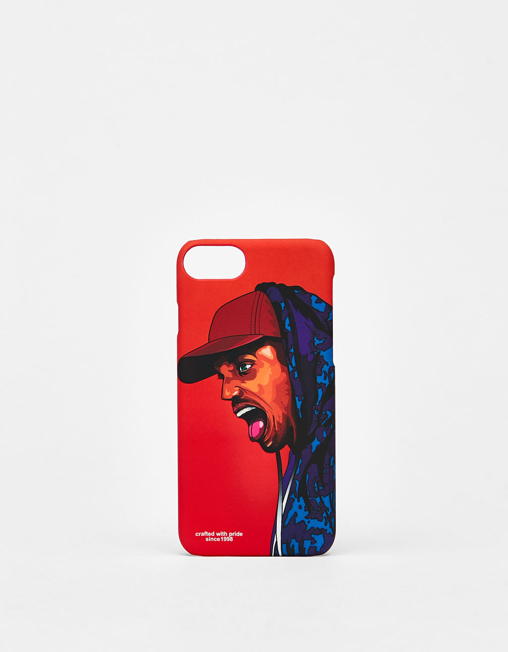 Carcasa estampado Street iPhone 6/7