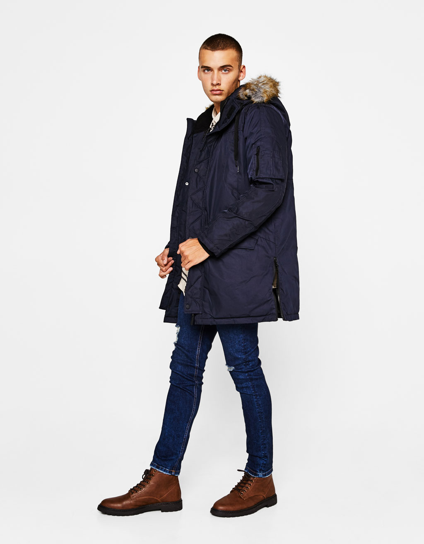 Manteau xplorer