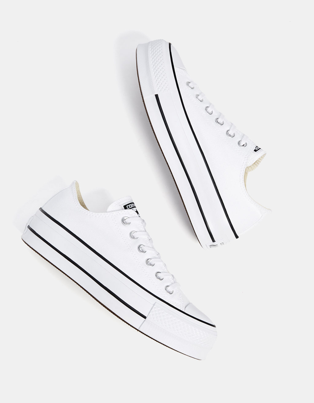 Sneaker met plateauzool CONVERSE CHUCK TAYLOR ALL STAR