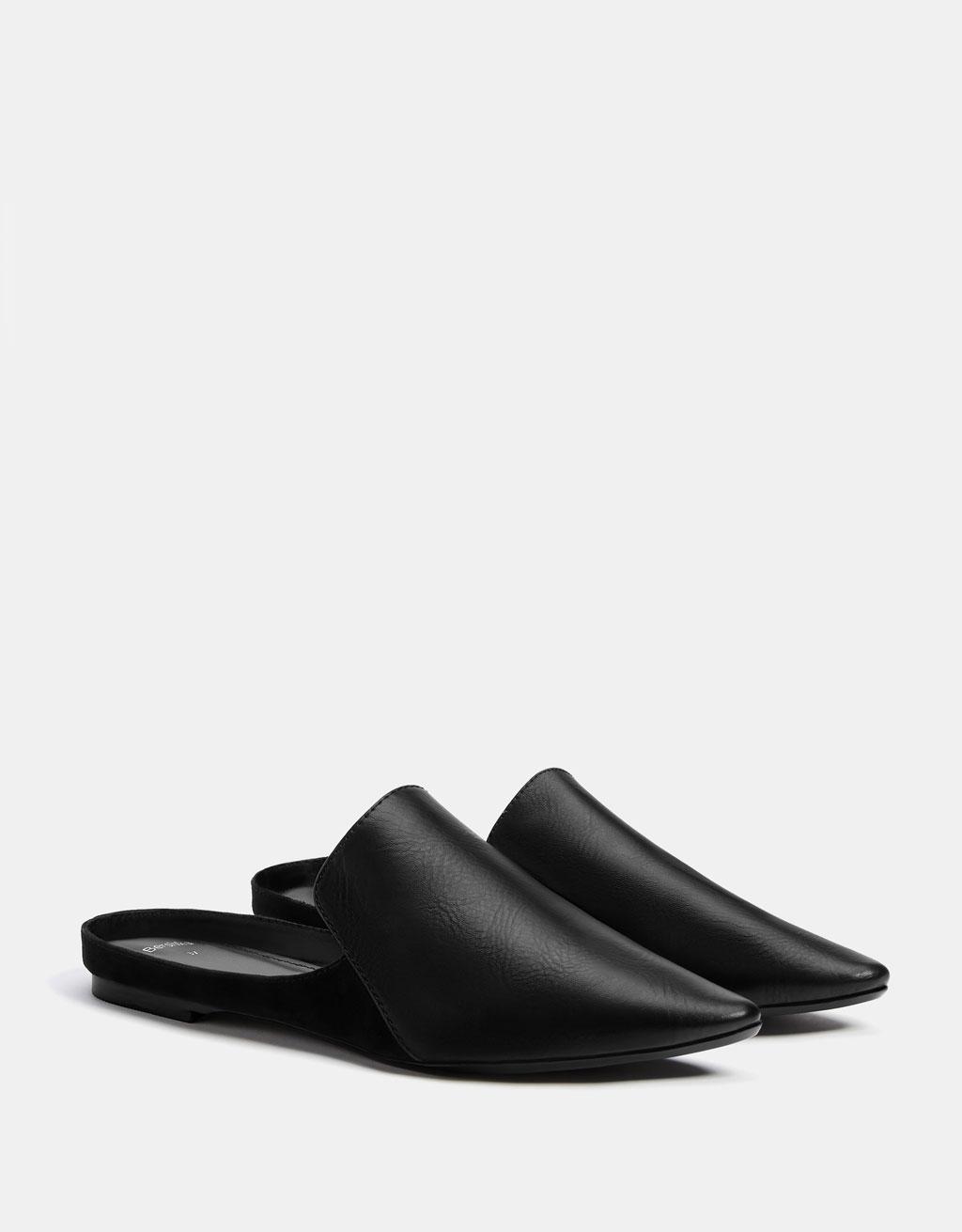 Bezpapēžu kurpes bez kapes