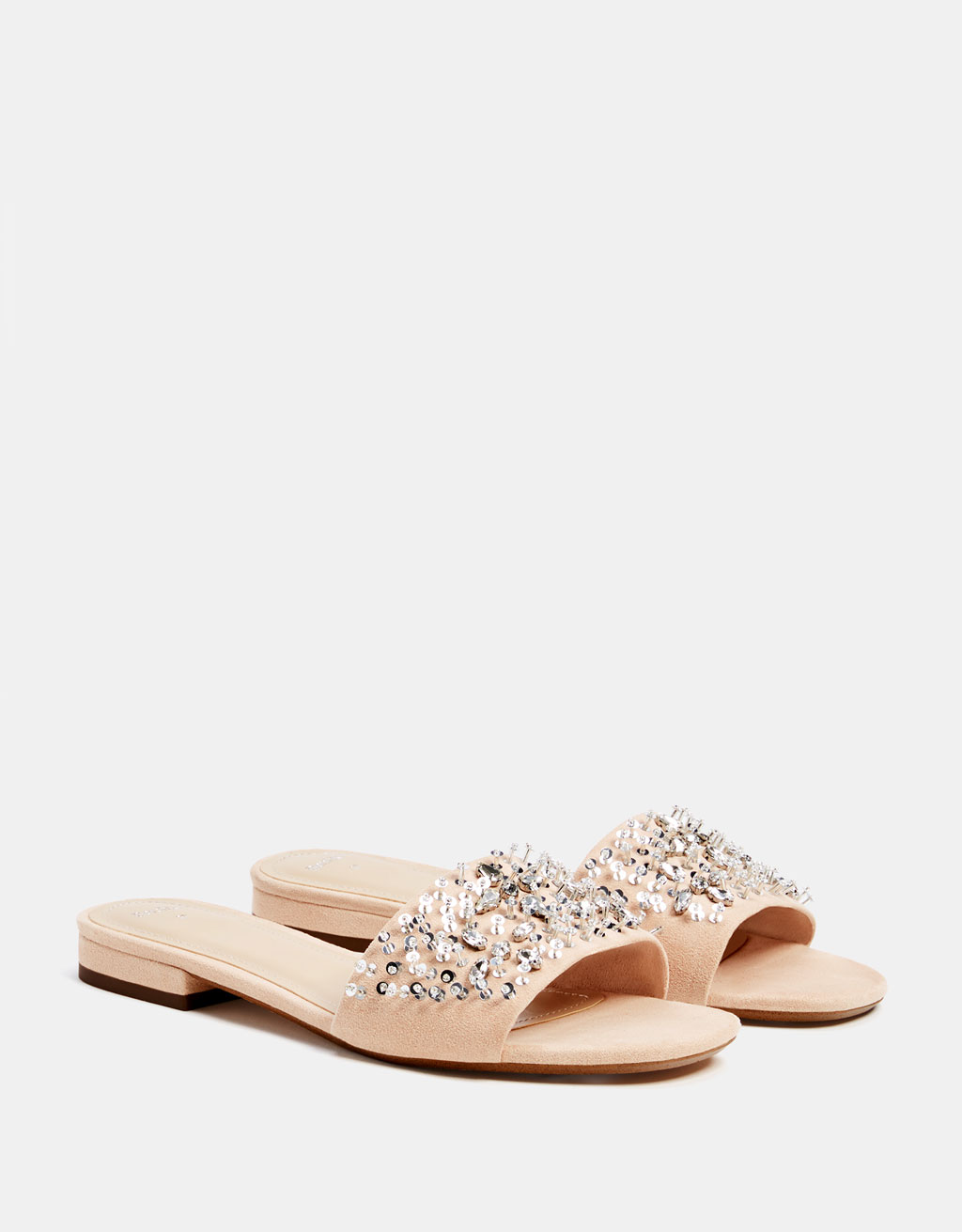 Bejewelled slides