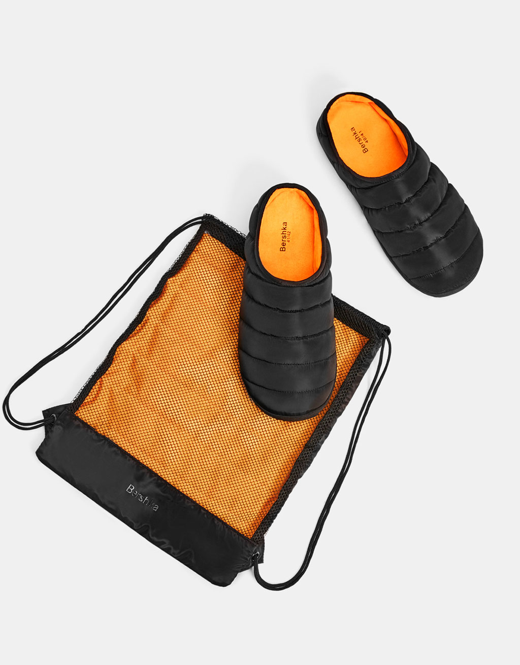 quilted-slippers-with-dust-bag by bershka