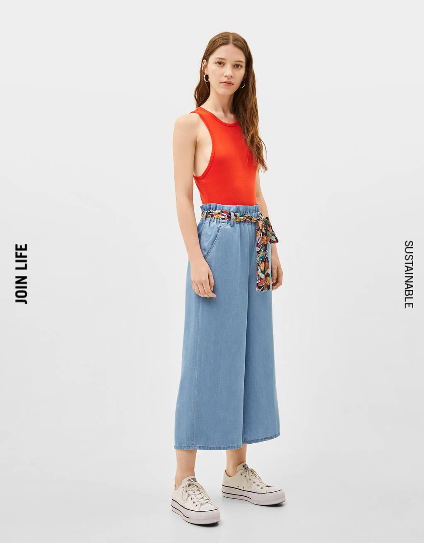 TENCEL® culottes