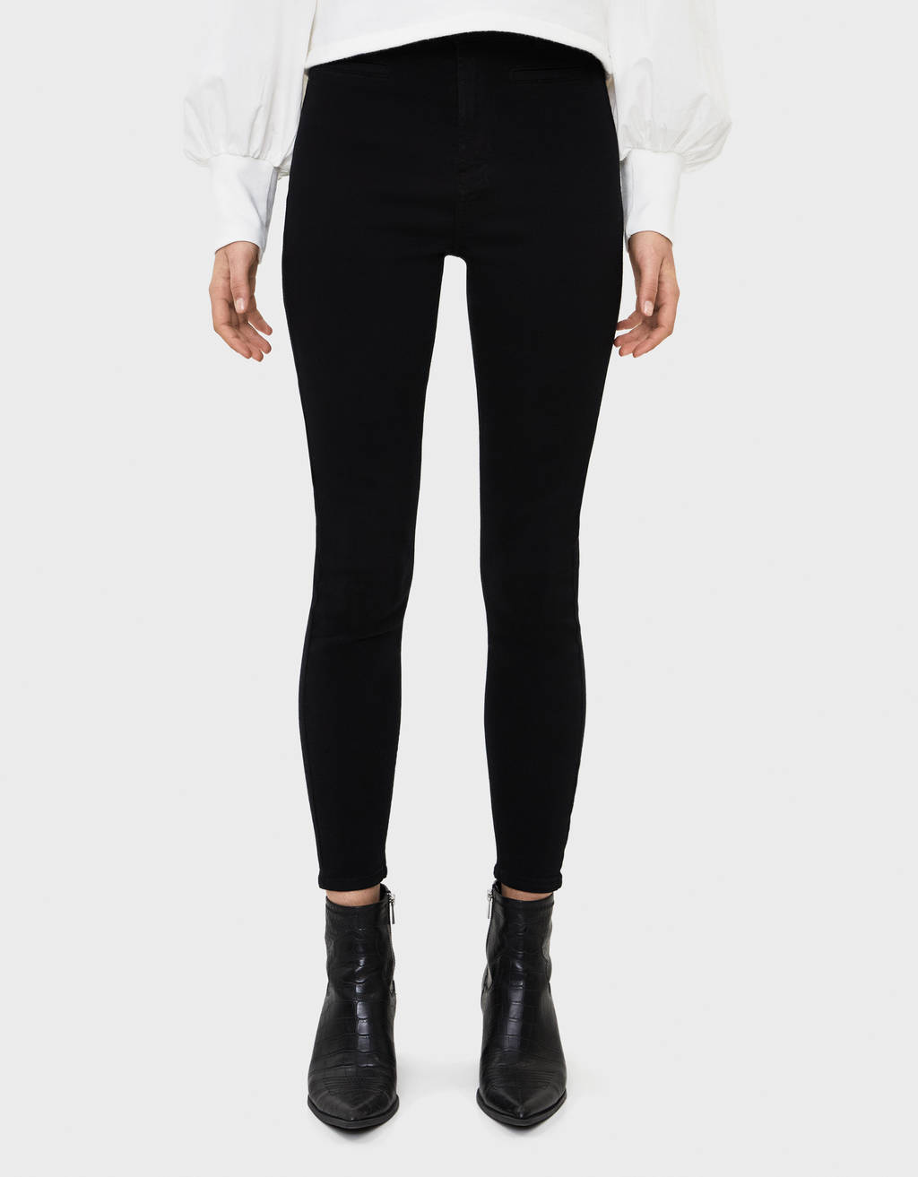 Jeggings High Waist