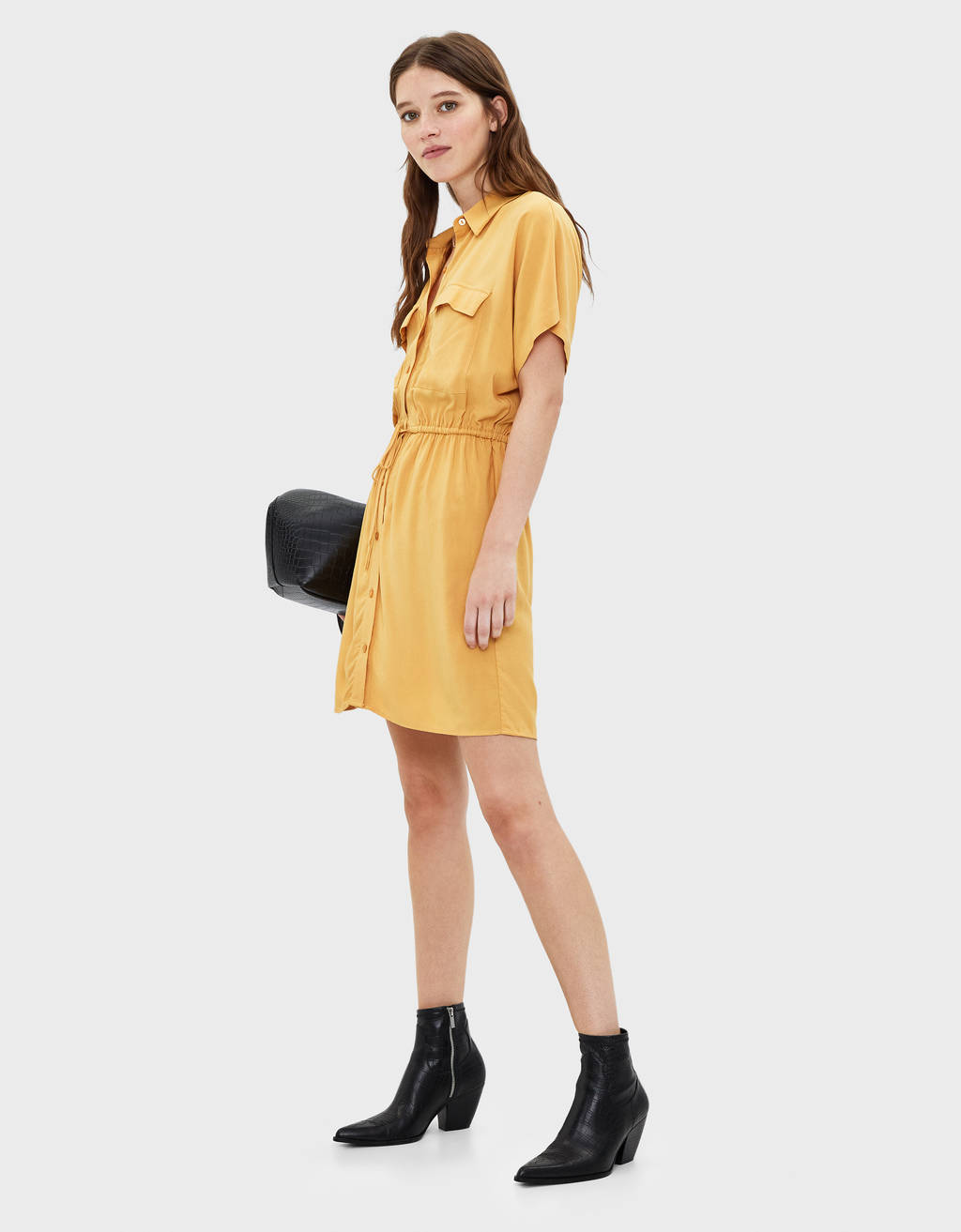 Utility-shirtdress