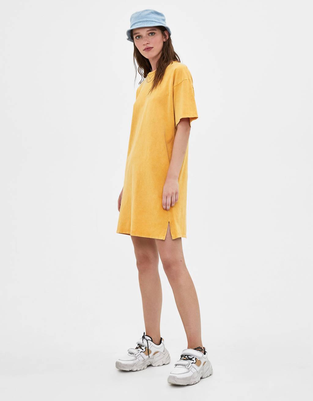 Oversize-Kleid