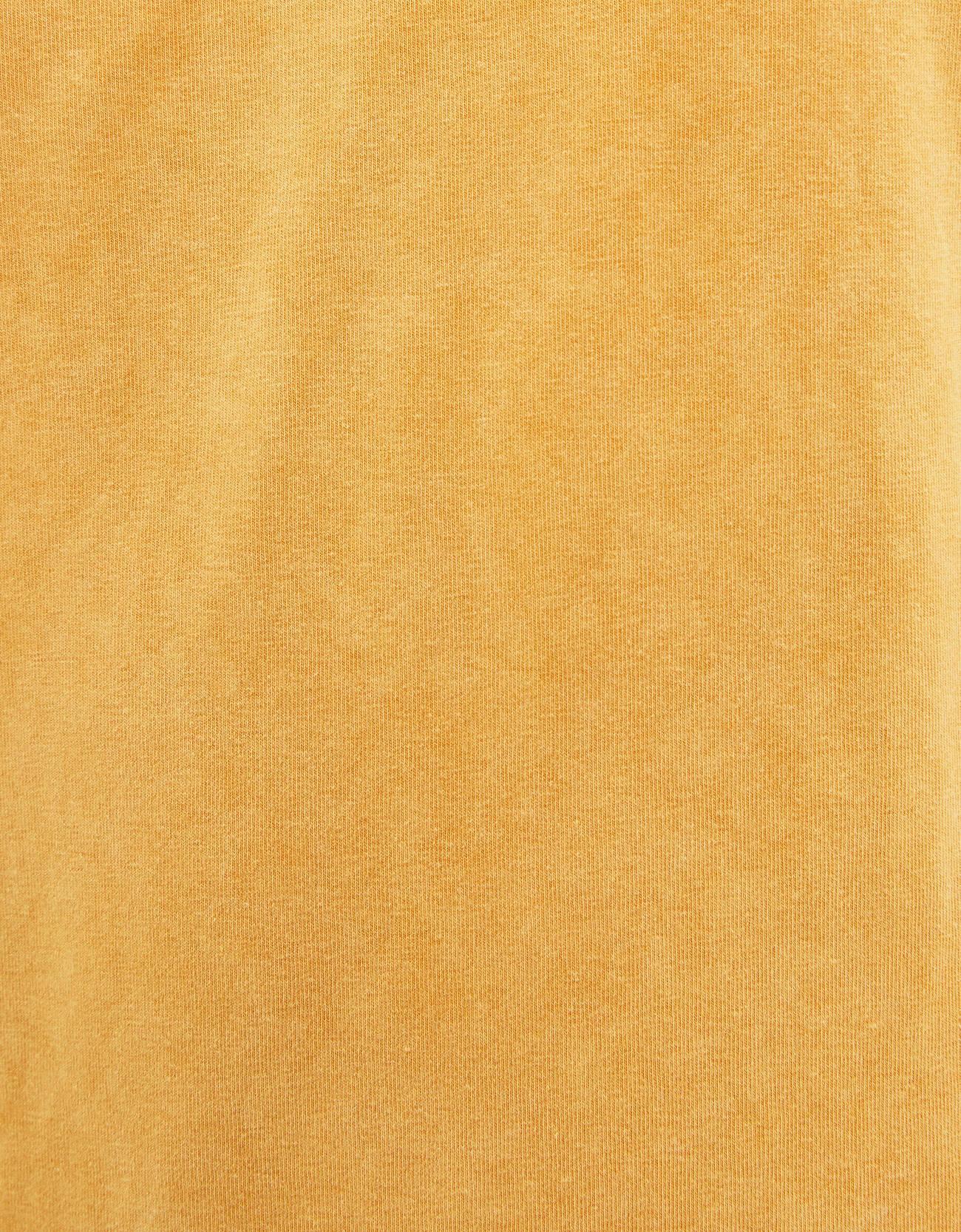Платье свободного кроя ГОРЧИЧНЫЙ Bershka