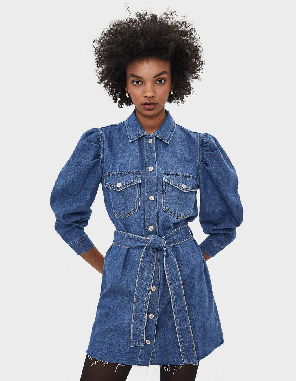 Vestito in denim