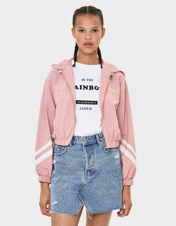 5586d66d76e Women's Outerwear - Summer Sale 2019   Bershka
