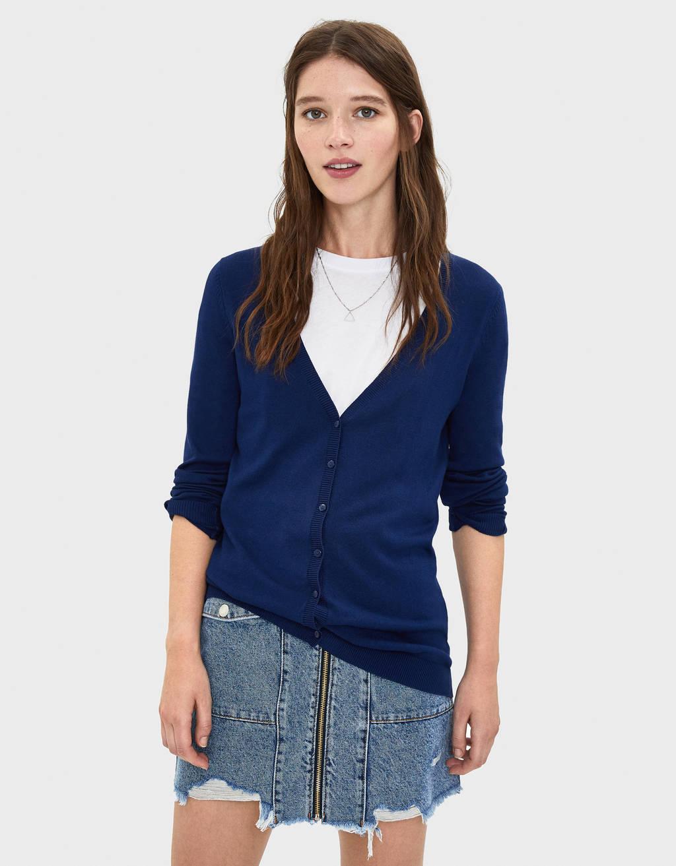 Cardigan din tricot