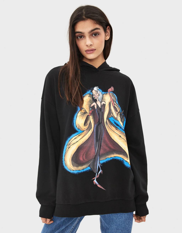 Cruella de Vil sweatshirt
