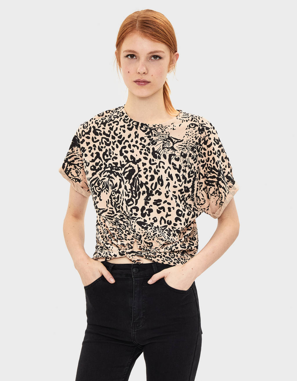 cdd0fc56c New - COLLECTION - WOMEN - Bershka Ireland
