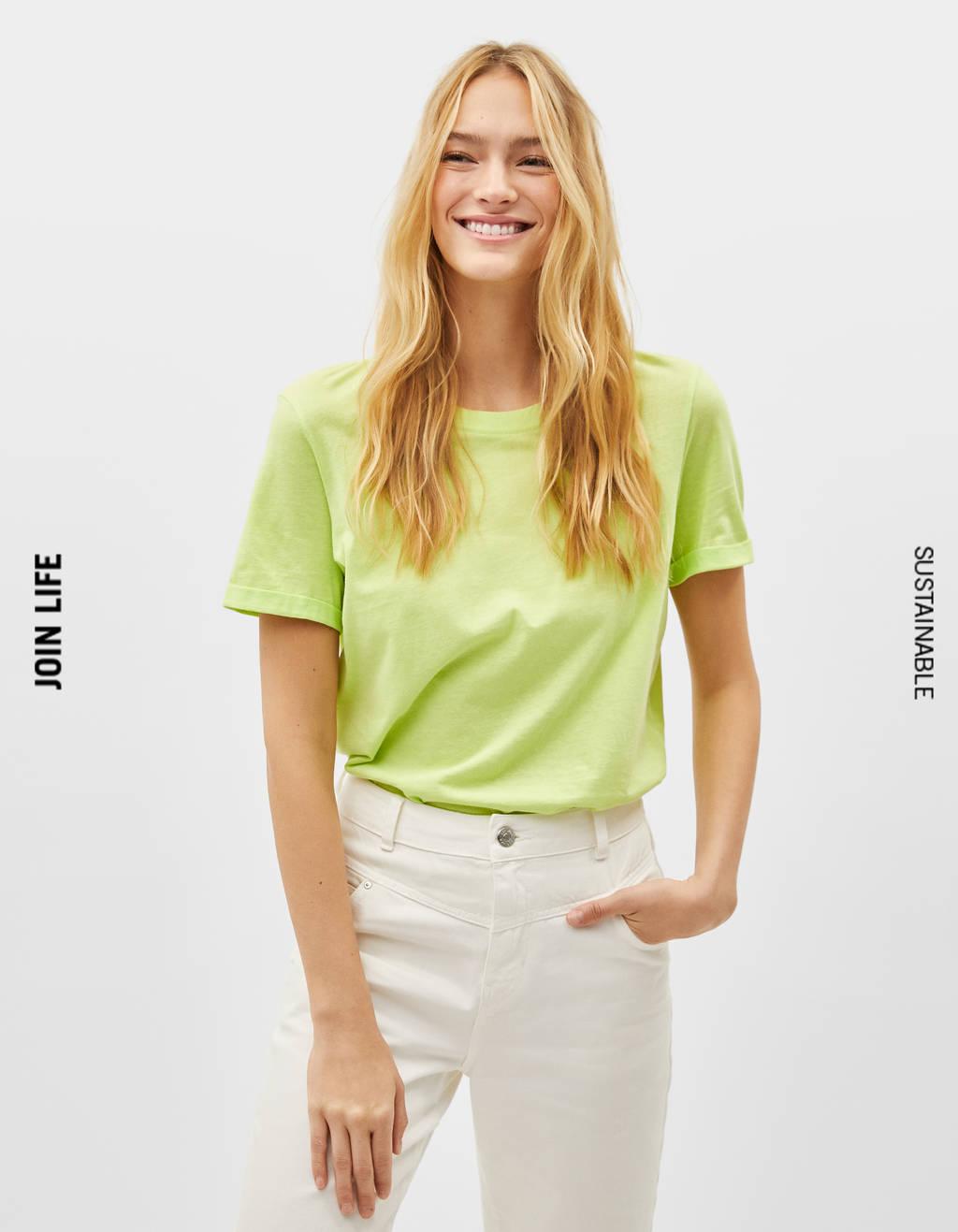 쇼트 슬리브 티셔츠
