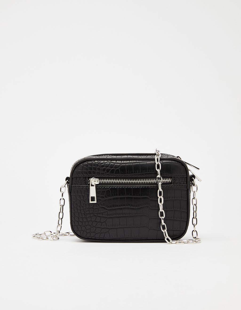 Double zip bag