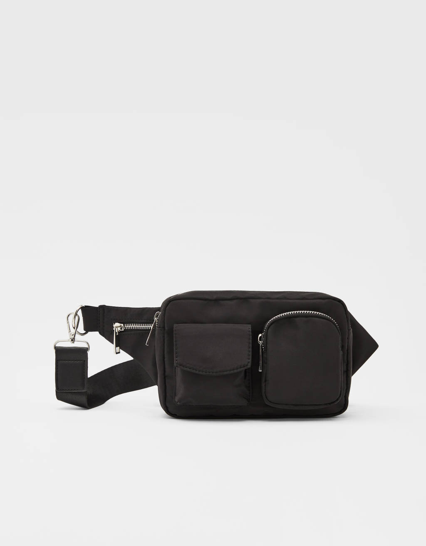 Bolsa de cintura de nylon