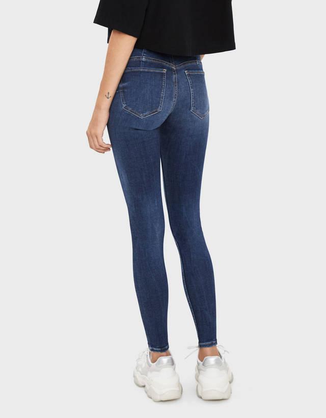 381c6cba Push-up - Jeans - COLECCIÓN - MUJER - Bershka España