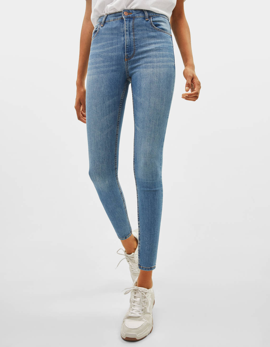 5133784b2c Women's Jeans - Summer Sale 2019 | Bershka