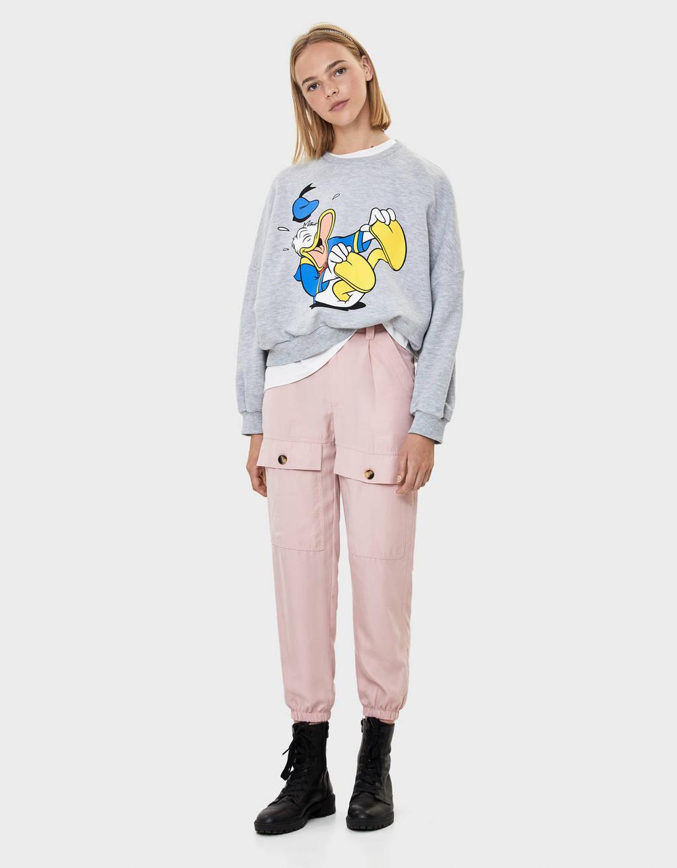 TENCEL® cargo trousers