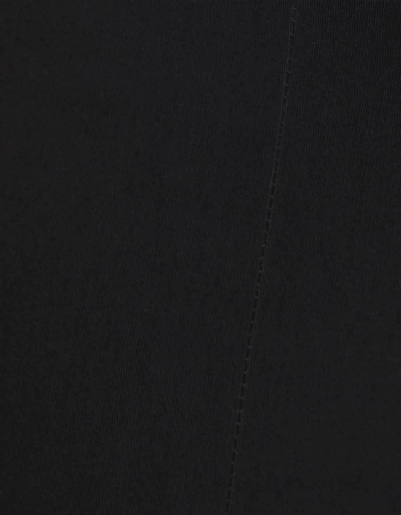 Легинсы с принтом Черный Bershka