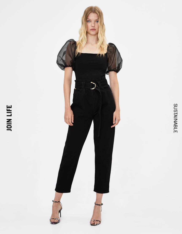Tailoring hlače s naborima