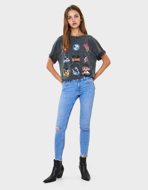 e2657b563d9f Jeans - COLLECTION - WOMEN - Bershka South Korea