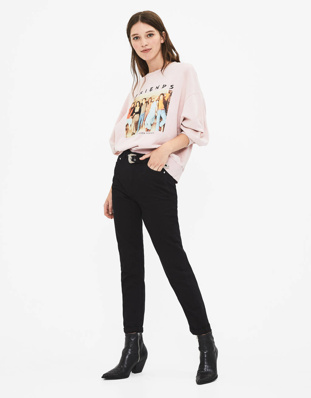d4309b31062451 Women's Trousers - Spring Summer 2019 | Bershka