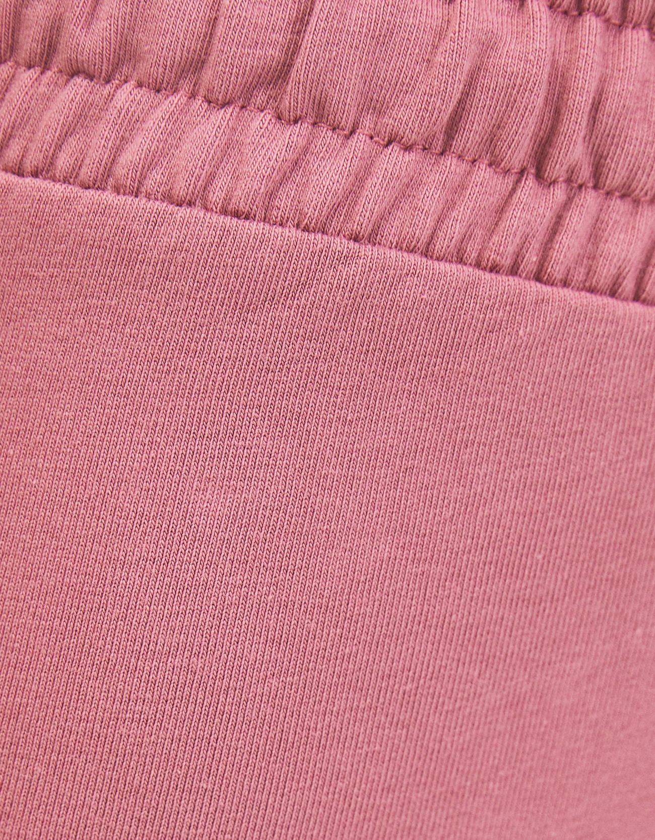 Легинсы из мягкой ткани Фуксия Bershka