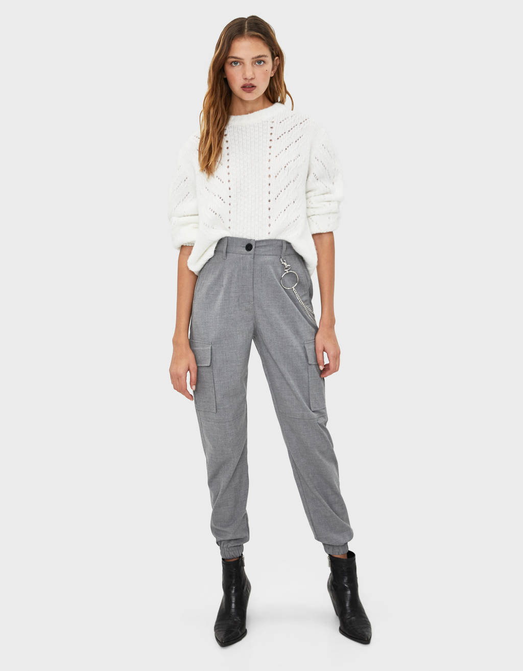 Bershka Bershka Collection Femme Belgium Collection Pantalons Pantalons Femme Collection Pantalons Belgium X8nkPw0O