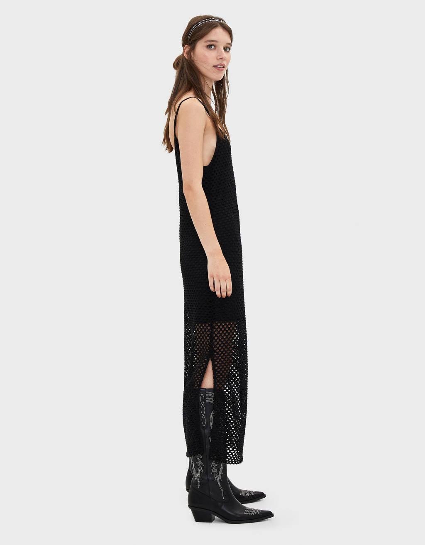 4bff6a63c430 Women's Dresses - Spring Summer 2019 | Bershka