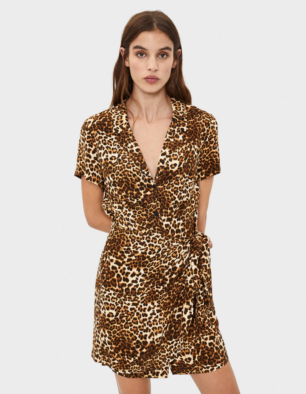 huge discount a1386 a4477 Vestiti donna - Autunno 2019 | Bershka