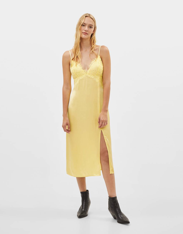 802be67a821b Vestiti da donna - Saldi estivi 2019   Bershka