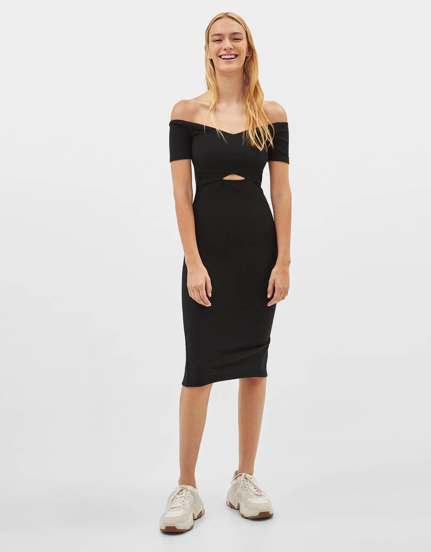 5097a454eae Women's Dresses - Spring Summer 2019 | Bershka